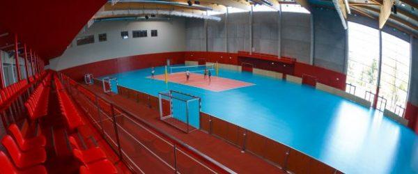 sportparkhalle